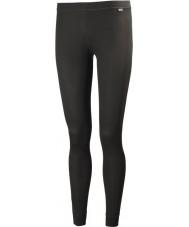 Helly Hansen Bayanlar kuru siyah taban katmanı pantolonları