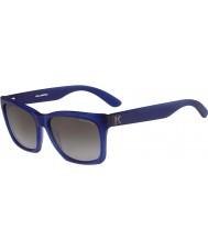 Karl Lagerfeld Mens kl871s mat mavi güneş gözlüğü