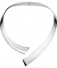 Calvin Klein KJ3UMJ000100 Gümüş çelik boğan ötesinde Bayanlar