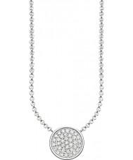 Thomas Sabo KE1491-051-14-L45v Bayanlar gümüş köpüklü çevrelerin kolye