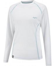 Surfanic SW122600-012-XL Bayanlar mürettebat beyaz İçlik - boyut xl