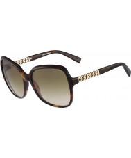 Karl Lagerfeld Bayanlar kl841s havana güneş gözlüğü